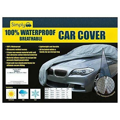 Simply el coche impermeable WCC3
