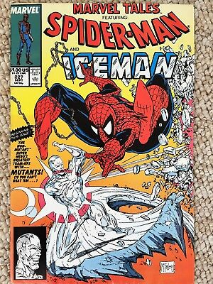 Marvel Tales (1964-1994) #227 VF condition Todd McFarlane cover