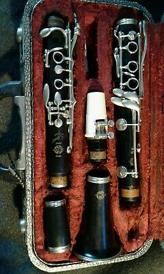 Selmer Centered tone Bb Clarinet 1955
