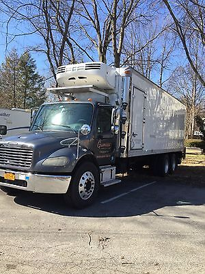 2007 Freightliner M2 Business Class - Refrigerated Box Truck