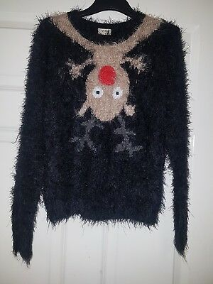 Girl's Next Christmas Jumper**Age 12 Years ***Lovely Condition