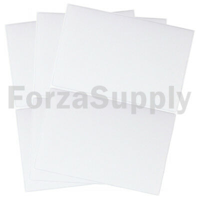 "(100) 8.5 x 5.5 ""EcoSwift"" Shipping Half-Sheet Self-Adhesive eBay PayPal Labels"