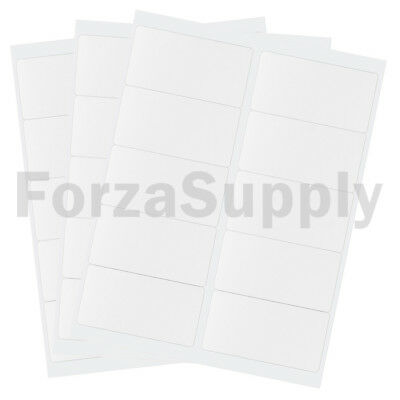 """(50000) 4 x 2 """"EcoSwift"""" Laser/Ink Address Shipping Adhesive Labels 10 per sheet"""