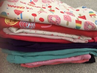 Baby Girls 3-6 Months Bundle Tops Vests Dungarees Trousers Autumn Winter