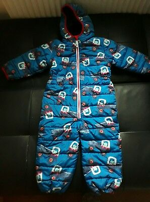 BNWOT Next snow suit size 3-4 years