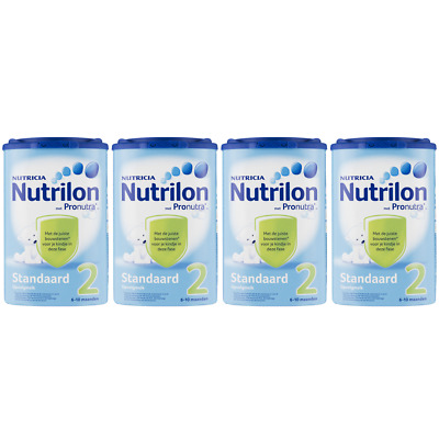 Nutrilon Follow-up Milk Standard 2  4 X 850G / 30oz  Baby Age 6M +