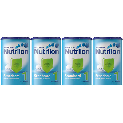 Nutrilon Infant Nutrition Standard 1 4 X 850G / 30oz 100% ORIGINAL Baby Milk