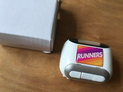 London 2017 IAAF World Athletic Championship Runner Pedometer - Brand New!