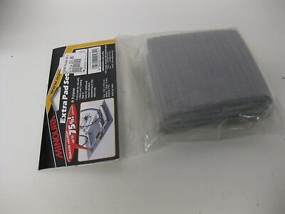 Minoura Support Pad Set For Rollers or Trainer, Brand New