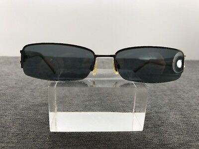 Authentic Timberland Sunglasses TB 0487 Col. 048 58-17 145 Brown 6144