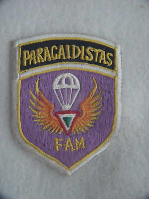 Mexican Paratrooper Patch