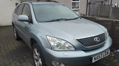 Lexus RX300 SE Spares or Repairs with 12 months MOT