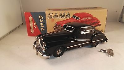 GAMA SCHUCO 100 BLACK COLOR  made in  US ZONE GERMANY