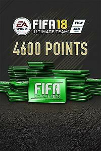 4600 point FIFA 18 Points Pack - ORIGIN CD KEY - FOR PC - WORLWIDE