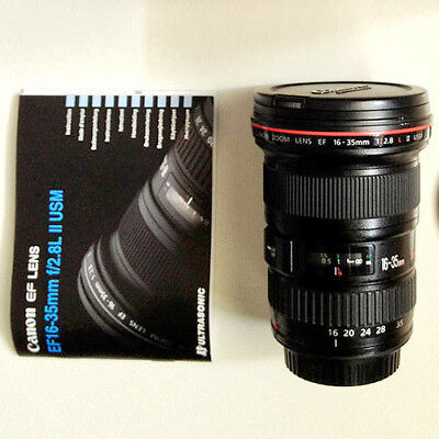 Canon EF 16-35mm f/2.8 L II USM - used but in mint state