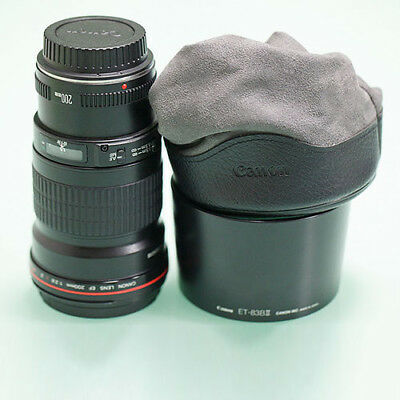 Canon EF 200mm f/2.8 L II USM - used but in mint state