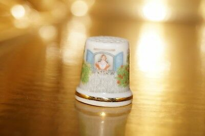 Thimble Collection Pr -  Lady In Window