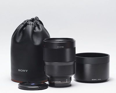 Sony Zeiss Sonnar 135mm f/1.8 AF - as from the shop