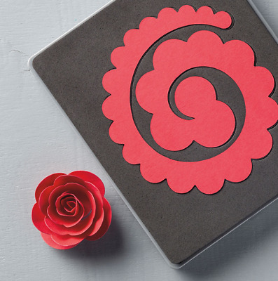 Sizzix Big Shot Stampin' Up! - Spiral Flower Bigz Die - RETIRED