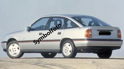 Opel Vectra A ohne Pickerl