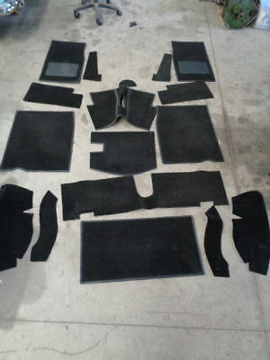 carpet kit for Austin Healey Sprite or MG Midget