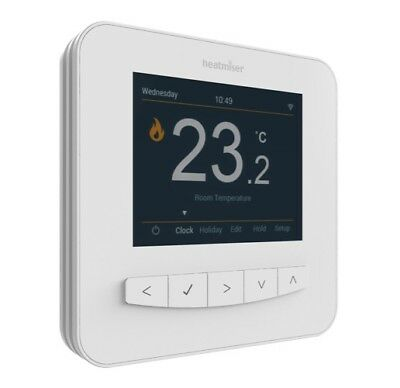 Heatmiser smart wifi thermostat