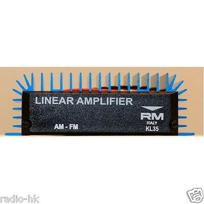 KL 35 Mobile Linear Amplifier by R.M.