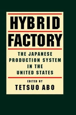 NEW The Hybrid Factory BOOK (Hardback) Free P&H