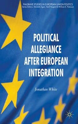 NEW Political Allegiance After European Integration by... BOOK (Hardback)