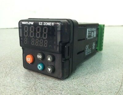 Watlow EZ-Zone Digital Temperature Zone Controller PID PM6C4FJ-AREAAAA