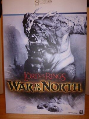 Lord of the Rings Sideshow - not Weta Snow Troll