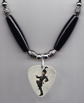 My Chemical Romance The Black Parade Guitar Pick Necklace MCR