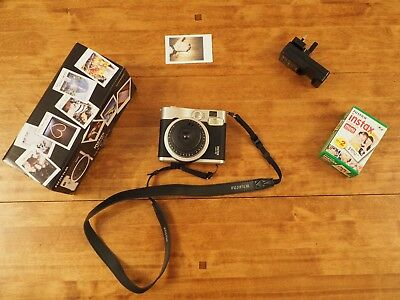 Fuji Instax 90 and 2 packs of film