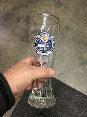 Schneider Weissmuller German 0.5L Glass