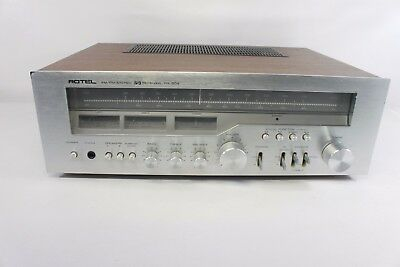 ROTEL RX-504 AM/FM stereo receiver -for parts or repair. (ref A 263)
