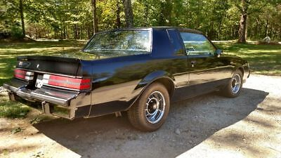 1987 Buick Grand National  1987 Buick Grand National Only 91k Original miles Rust free original body