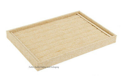 Linen Ring Display Tray - Super Quick Free Shipping