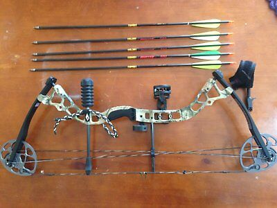 compound bow Bowtech Diamond Archey Prism 5 - 55lb youth/adults