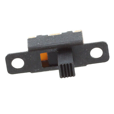 20x 5V 0.3 A Black SPDT Slide Switch for Small DIY Power Electronic Projects N7K