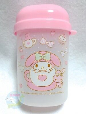 SANRIO My Melody KAWAII BENTO Japanese OSHIBORI Wet Towel & Case Mobile Set