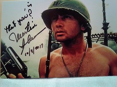 Martin Sheen Authentic Hand Signed   4X6 Photo - Apocalypse Now