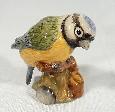 Royal Doulton  BLUE TIT BIRD figurine Royal Doulton Animals RDA 2005
