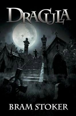 NEW Dracula by Bram Stoker BOOK (Paperback) Free P&H