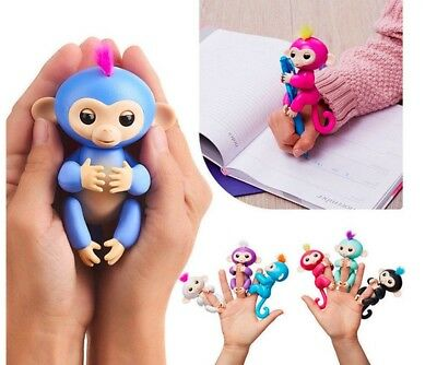 100% AUTHENTIC WowWee Fingerling baby monkey IN STOCK