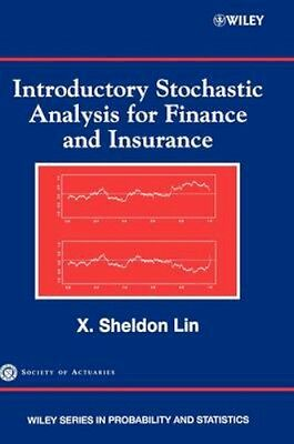 NEW Introductory Stochastic Analysis For Finance And... BOOK (Hardback)