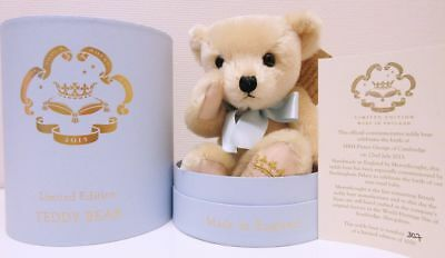 MERRYTHOUGHT Limited Edition HRH Prince George of Cambridge Teddy Bear