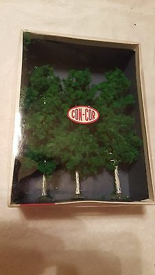 Con-Cor Trains* Accessories * Scenery Products / Large Birch Trees / #ccs-137