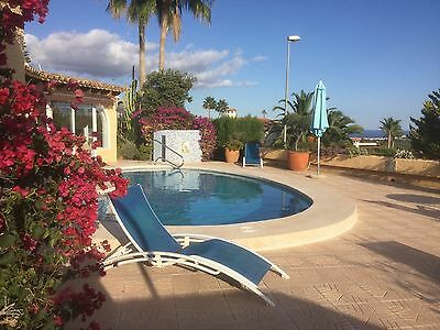 Disabled Holiday Rental - Beautiful Private Villa - Beaches - Own Pool - Views