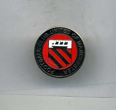 Fc United Of Manchester  Non League Football Pin Badge