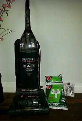 Hoover Upright Vacuum Cleaner with accessories